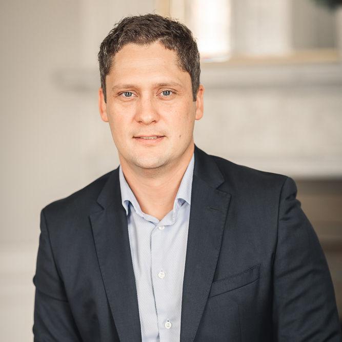 Porträtt Erik Svensson