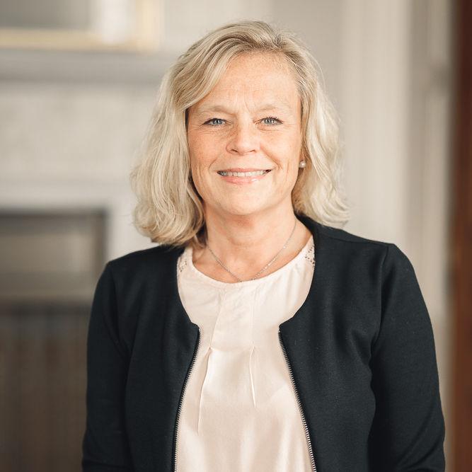 Porträtt Jeanette Kaldrup