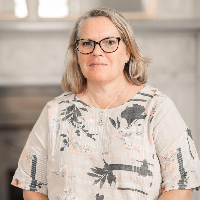 Porträtt Lena Wetterling