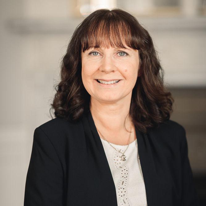 Porträtt Monica Löf-Nilsson