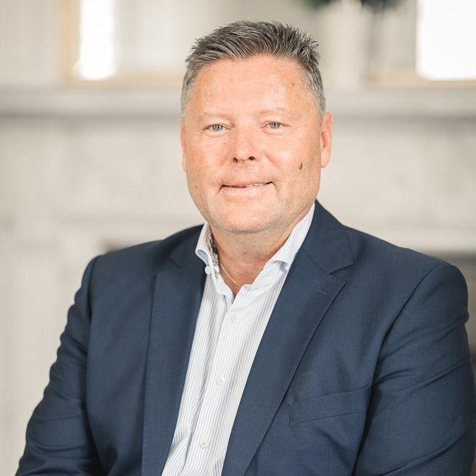 Porträtt Stefan Jevinger