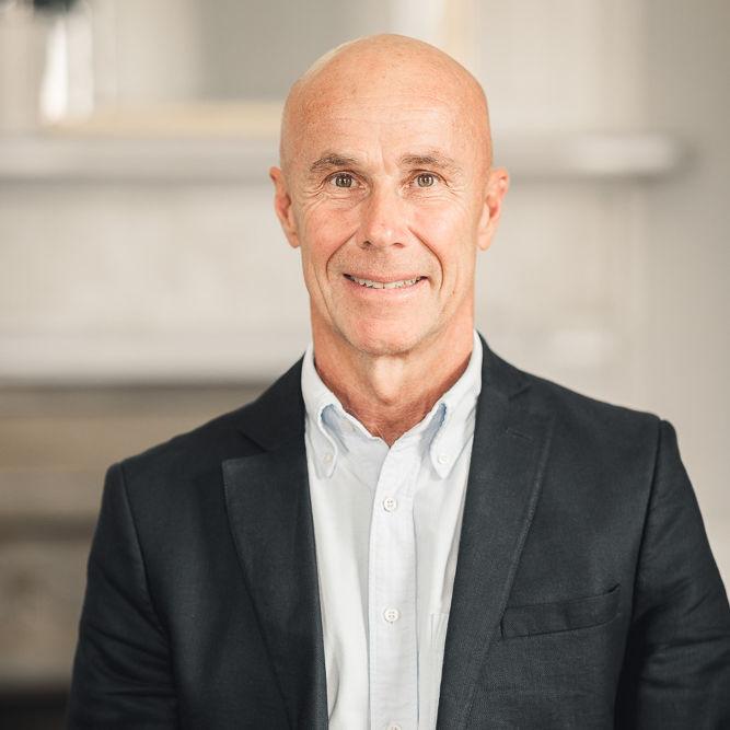 Porträtt Ulf Sahlin