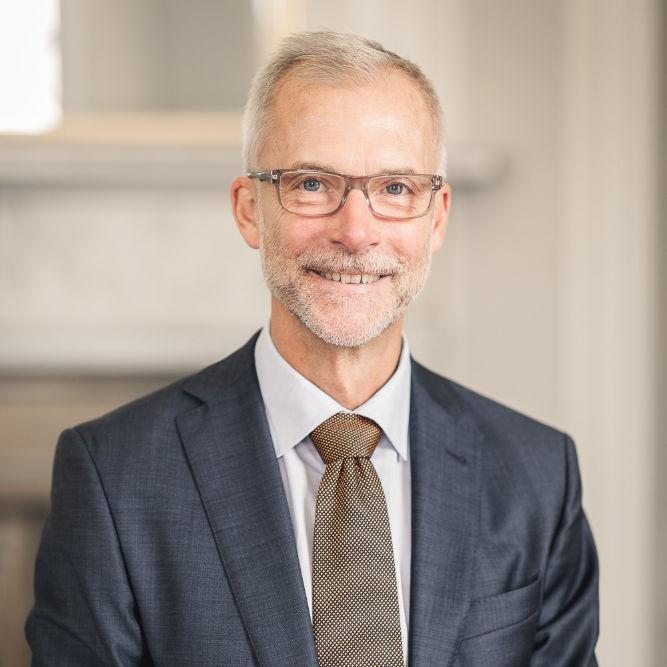 Porträtt Ulrik Hägge